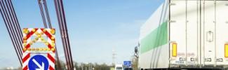 System odcinkowego pomiaru prędkości  w Polsce na wiosnę
