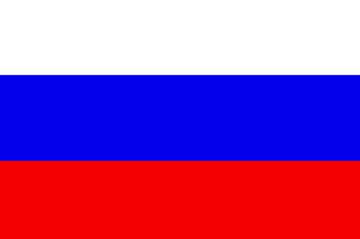 rosja flaga