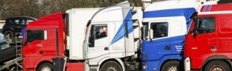 Zmiana wymogów dotyczących wymiarów i wagi pojazdów ciężarowych
