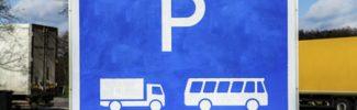 W całej Europie brakuje moteli, stacji i  parkingów dla ciężarówek